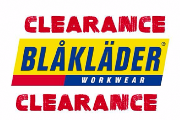 BLAKLADER CLEARANCE ITEMS